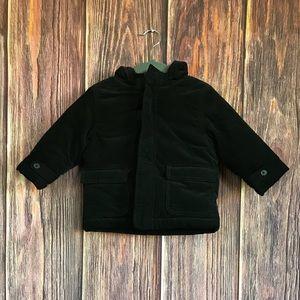 Gymboree Corduroy Hooded Coat